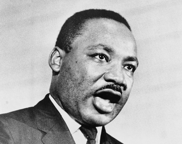 Martin Luther King Supports Occupy Wall Street