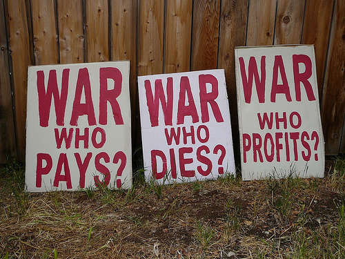 The Profits of War
