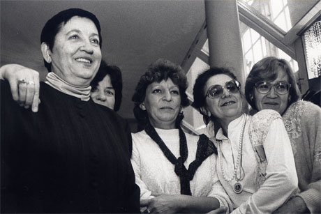 Russian Soldiers' Mothers for the Cause