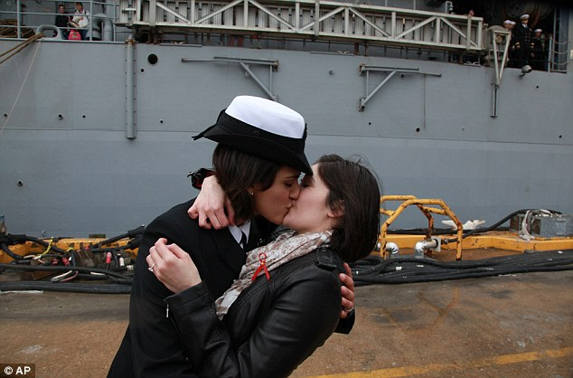 Occupy Love: Salute to LGBT Veterans